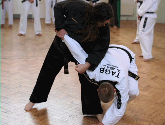 applied tkd